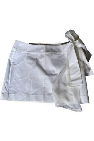 FRANKIE MORELLO Cotton Skirts