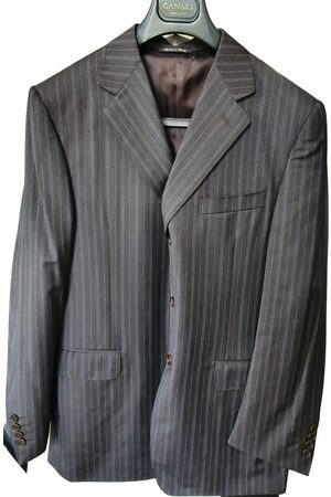 CANALI Wool Suits