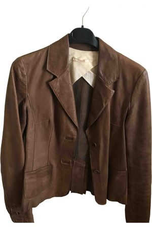 Jucca Leather jacket