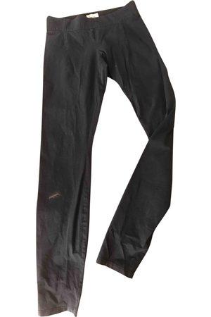 Helmut Lang Viscose Trousers