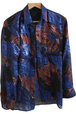 Maje Multicolour Silk Tops