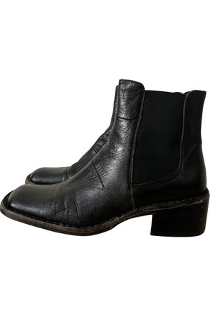 Ixos Women Ankle Boots - Leather Ankle Boots