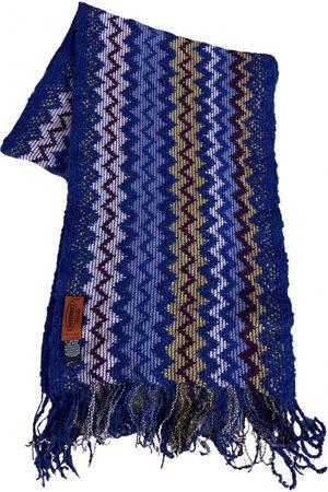 Missoni Multicolour Wool Scarves