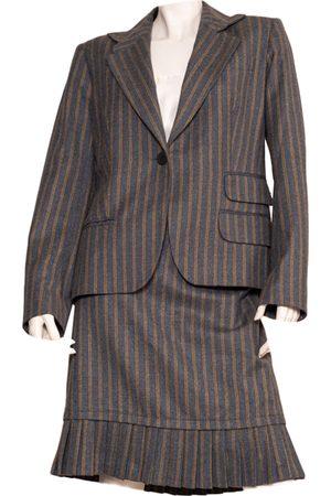 JEAN LOUIS SCHERRER Wool suit jacket