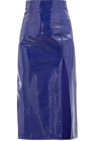 16Arlington Fonda High-rise Patent-leather Pencil Skirt - Womens
