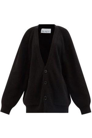 Raey Women Cardigans - Recycled Wool-blend Pocket Front Cardigan - Womens
