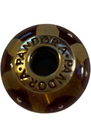 PANDORA Yellow gold bracelet
