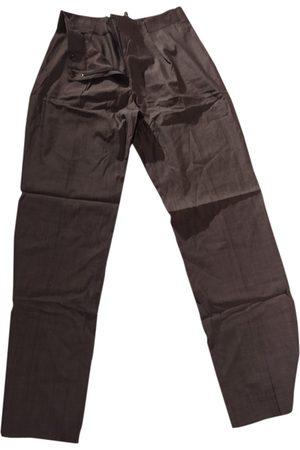 Max Mara Women Straight Leg Pants - Wool straight pants