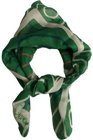 Diane von Furstenberg Silk neckerchief