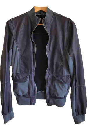 Blancha Leather biker jacket