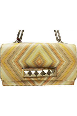 VALENTINO GARAVANI Multicolour Leather Clutch Bags