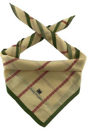 Issey Miyake Cotton Scarves & Pocket Squares