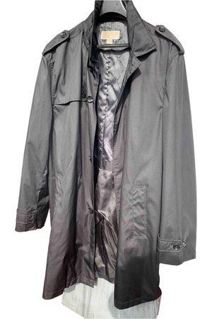 Michael Kors Grey Polyester Coats
