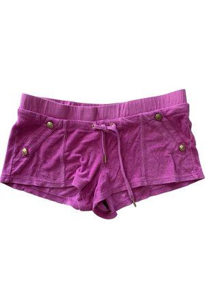 Juicy Couture Women Shorts - Cotton Shorts