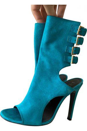 Halston Heritage Women Sandals - Leather sandals