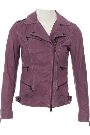 Bottega Veneta Women Leather Jackets - Leather Leather Jackets
