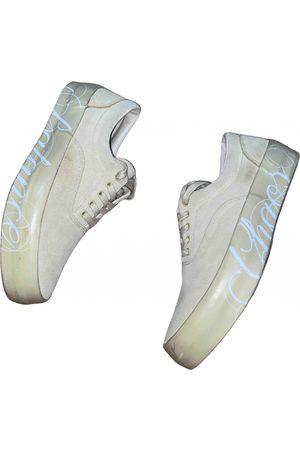 UNDERCOVER Suede Trainers