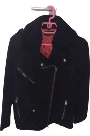 The Kooples Women Leather Jackets - Leather biker jacket