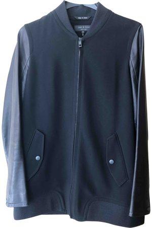 RAG&BONE Navy Leather Jackets