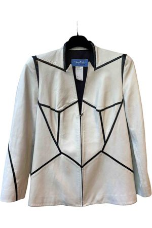 Thierry Mugler Leather jacket