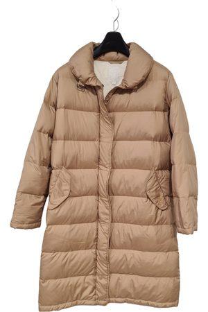 Ciesse Camel Polyester Coats