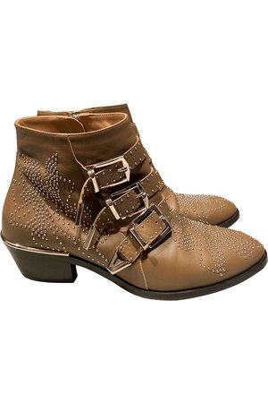 Chloé Women Boots - Leather Boots