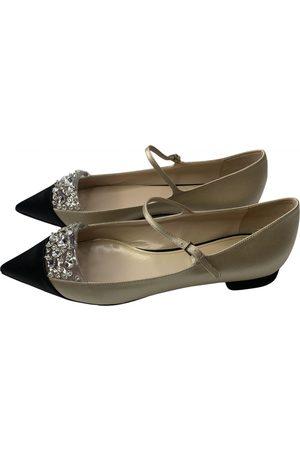 Miu Miu Women Ballerinas - Cloth Ballet Flats