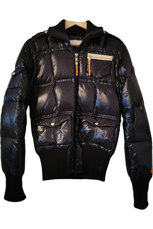 JC DE CASTELBAJAC Synthetic Leather Jackets
