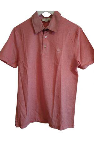 CANALI Cotton Polo Shirts