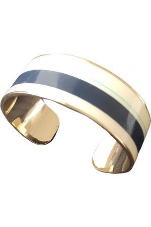 Bangle-Up Ecru Bracelets
