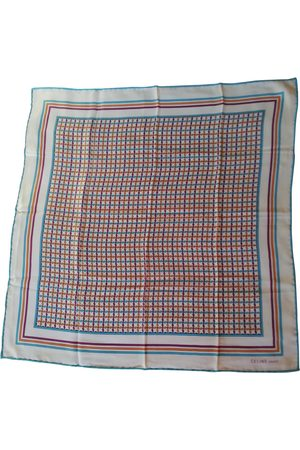 Céline Multicolour Silk Scarves