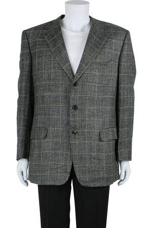 Loewe Grey Silk Jackets