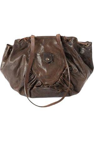 DRIES VAN NOTEN Leather Handbags
