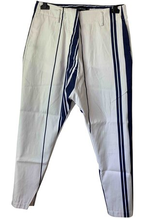 IVAN GRUNDHAL Cotton Trousers