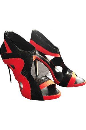 SUECOMMA BONNIE Leather Sandals