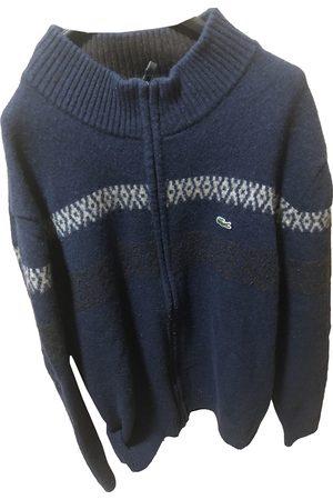 Lacoste Navy Wool Knitwear & Sweatshirts