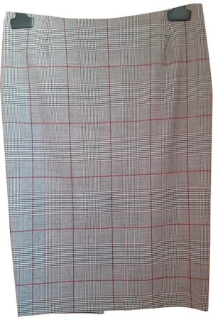 AUTRE MARQUE Wool mid-length skirt