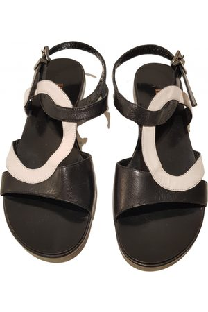 HAVVA Leather Sandals
