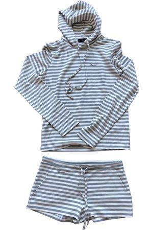 Dsquared2 Grey Viscose Jumpsuits
