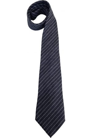Church's Grey Wool Ties