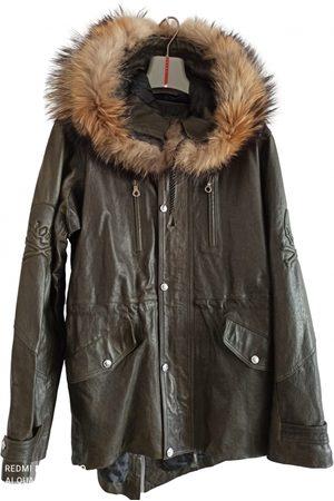 MASTERMIND JAPAN Leather Coats