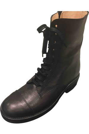 Morobé Leather Boots