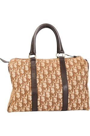 Dior Cloth Handbags