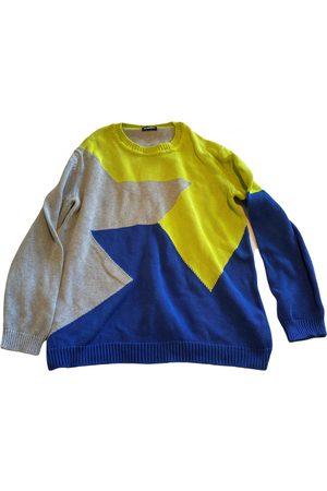 DIRK BIKKEMBERGS Multicolour Cotton Knitwear & Sweatshirts