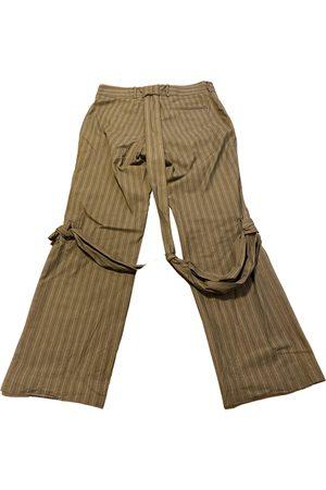Vivienne Westwood Linen Trousers