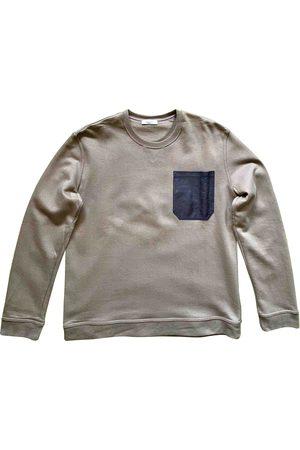 VALENTINO GARAVANI Khaki Cotton Knitwear & Sweatshirts