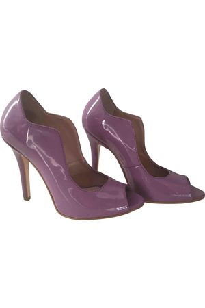 ISLO ISABELLA LORUSSO Patent leather Heels