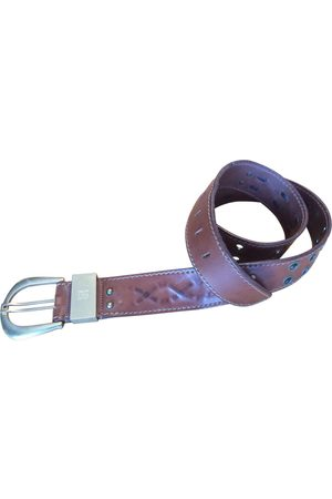 Dolce & Gabbana Men Belts - Leather Belts