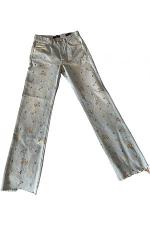 Alanui Straight jeans