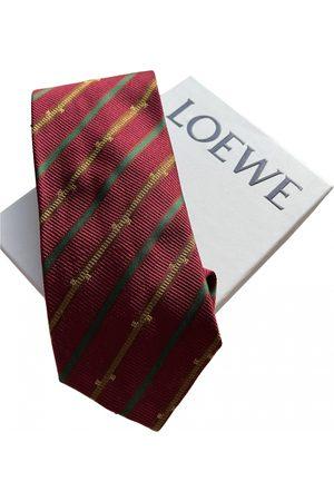Loewe Silk tie